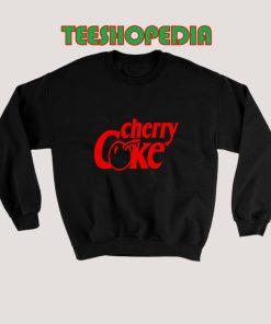 Sweatshirt Cherry Coke