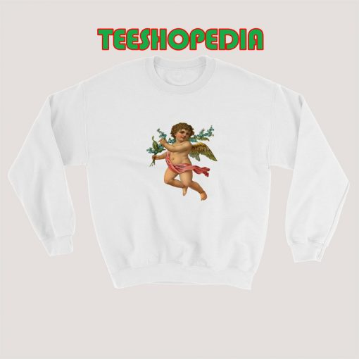 Sweatshirt Cherub Baby