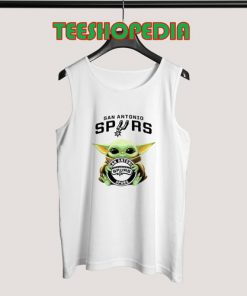 Aan Antonio Spurs Baby Yoda Star Wars 247x296 - Sustainable Funny Shirts