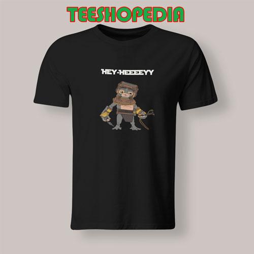 Tshirt Babu Frik Hey