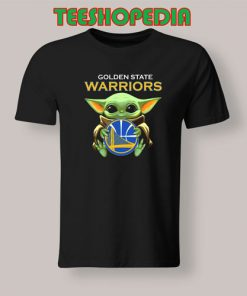 Golden State Warriors Baby Yoda 247x296 - Sustainable Funny Shirts