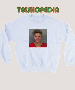 Justin Bieber Mugshot 1 247x296 - Sustainable Funny Shirts