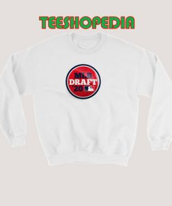 2020 MLB Mock Draft Sweatshirt NBA Mock Draft Size S – 3XL