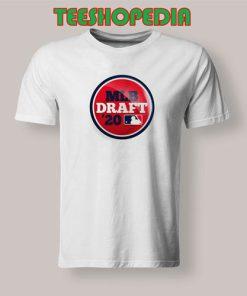 2020 MLB Mock Draft T-Shirt NBA Mock Draft Size S – 3XL