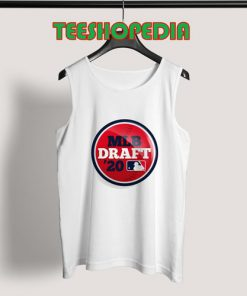 2020 MLB Mock Draft Tank Top NBA Mock Draft Size S – 3XL