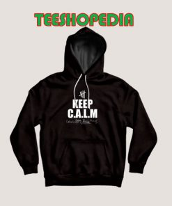 5SOS Tee Hoodie Cheap Signature Keep Calm Size S – 3XL