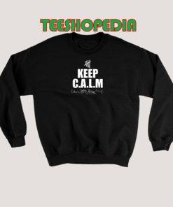 5SOS Tee Sweatshirt Cheap Signature Keep Calm Size S – 3XL