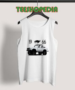 1966 Ford Bronco Tank Top Women and Men Size S – 3XL