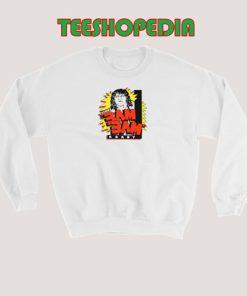 3am 3am Graphic Sweatshirt Willie Nelson S – 3XL