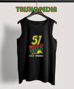 51 Mello Yello Tank Top Women and men S – 3XL