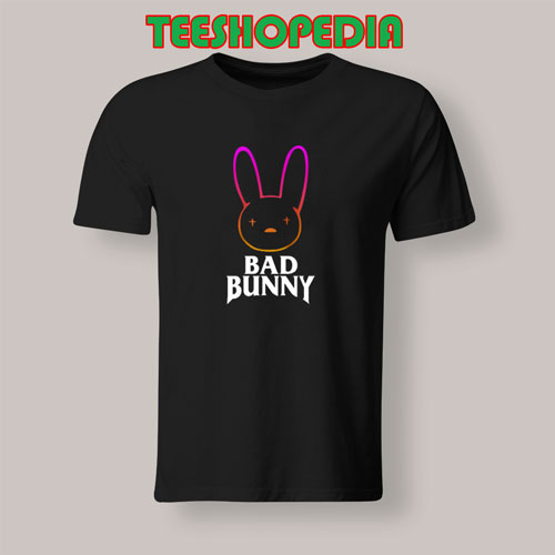 Bad Bunny Classic T-Shirt Women and mens Size S – 3XL