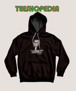 Dangerous Freedom Hoodie Thomas Jefferson Size S – 3XL