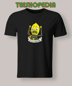Lemongrab Cartoon T Shirt Women and men Size S 3XL 247x296 - Sustainable Funny Shirts