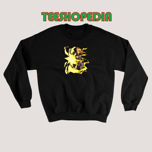 Nairo Paralysis Sweatshirt for Nairo X Robbaato Size S – 3XL