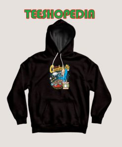 The Great Cornholio Hoodie Are You Threatening Me Size S – 3XL