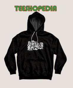 Willie Rushmore T226 Hoodie Women and mens Size S – 3XL