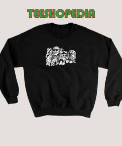 Willie Rushmore T226 Sweatshirt Women and mens Size S – 3XL