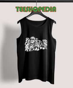 Willie Rushmore T226 Tank Top Women and mens Size S – 3XL