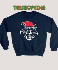2020 Quarantine Christmas Sweatshirt Women and Men S – 3XL