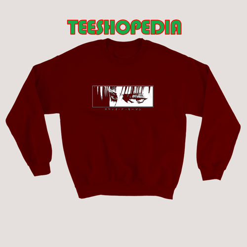 Levi Ackerman AOT Sweatshirt Women and Men S – 3XL