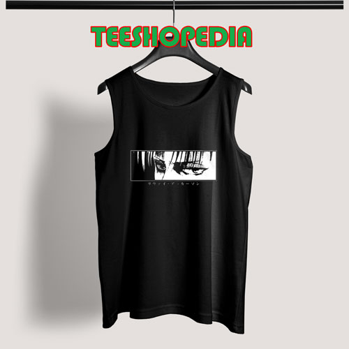 Levi Ackerman AOT Tank Top Women and Men S – 3XL