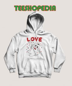 Cat Valentine Day Hoodie 247x296 - Sustainable Funny Shirts