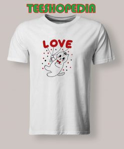 Cat Valentine Day T Shirt 247x296 - Sustainable Funny Shirts