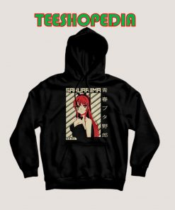 Mai Sakurajima Hoodie 247x296 - Sustainable Funny Shirts