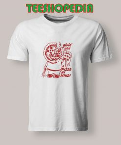 Giving You A Pizza T Shirt 247x296 - Sustainable Funny Shirts