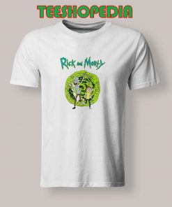 Rick Sanchez And Morty Smith T Shirt 247x296 - Sustainable Funny Shirts