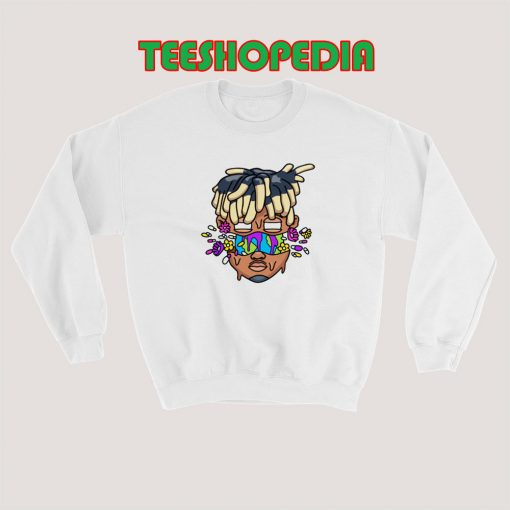 Juice WRLD American Rapper Sweatshirt