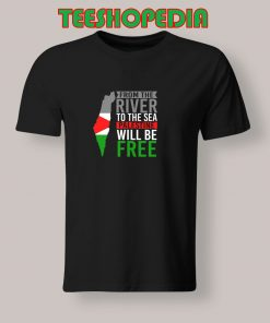 Palestine Will Be Free T Shirt 247x296 - Sustainable Funny Shirts