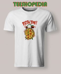 Pizza Time T Shirt 247x296 - Sustainable Funny Shirts