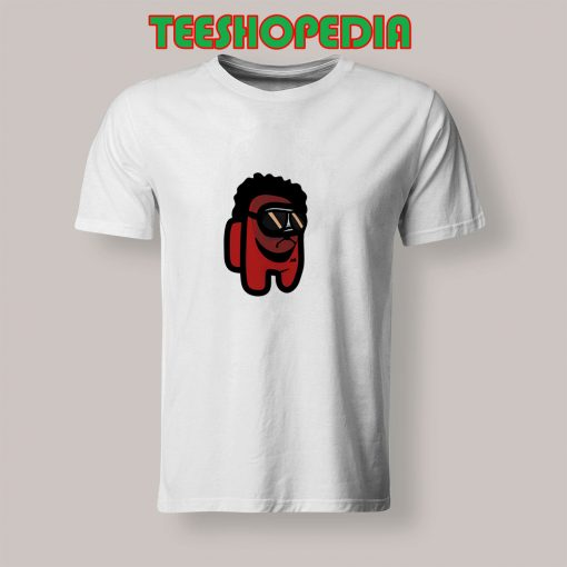 Among Us The Weeknd T Shirt