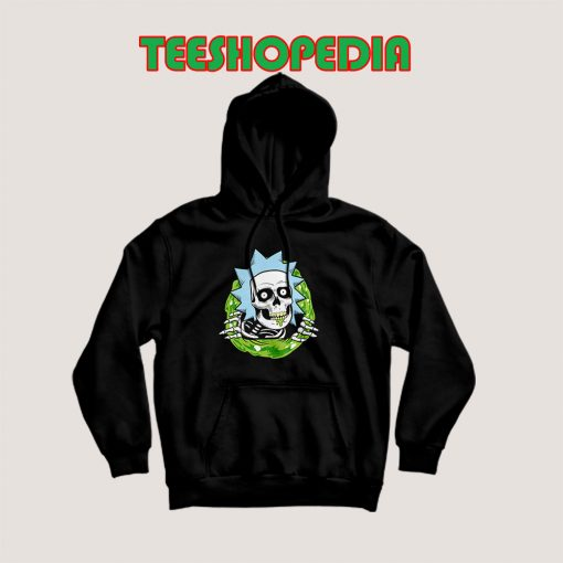 Rick And Morty Ripper Hoodie