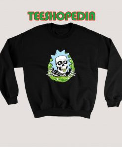 Rick And Morty Ripper Sweatshirt 247x296 - Sustainable Funny Shirts