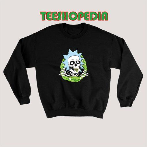 Rick And Morty Ripper Sweatshirt