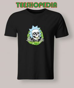 Rick And Morty Ripper T Shirt 247x296 - Sustainable Funny Shirts