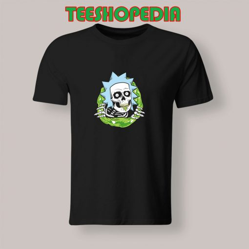 Rick And Morty Ripper T Shirt